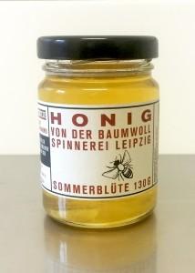 Honig vom Dach der Baumwollspinnerei
